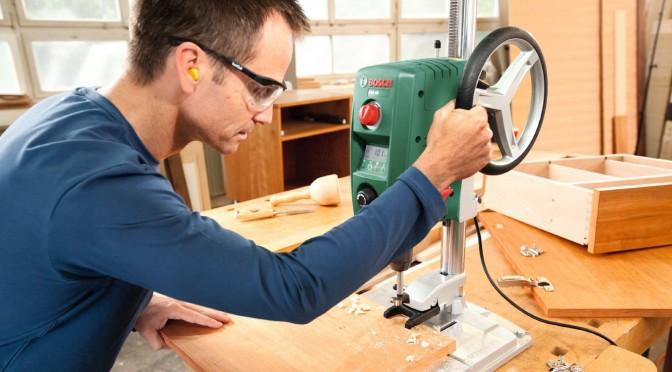 Bosch PBD 40 710W bench drill review – Innovative features at an affordable price