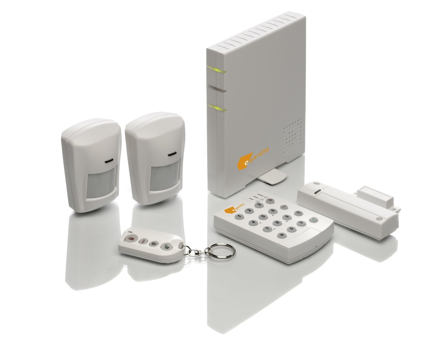 Review of the Egardia home alarm system