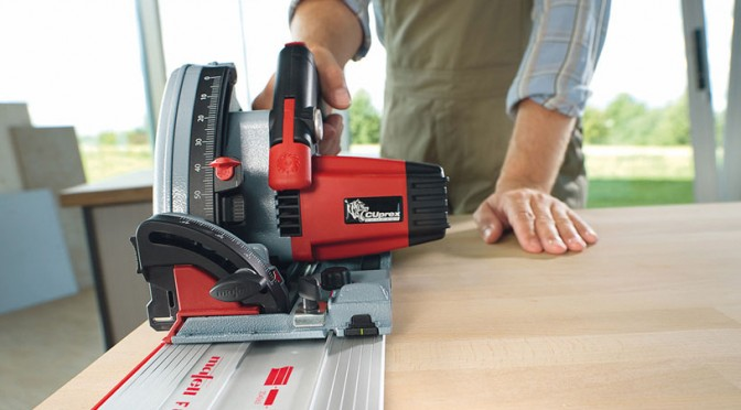 Mafell MT 55 cc review – King of the plunge-cut saws