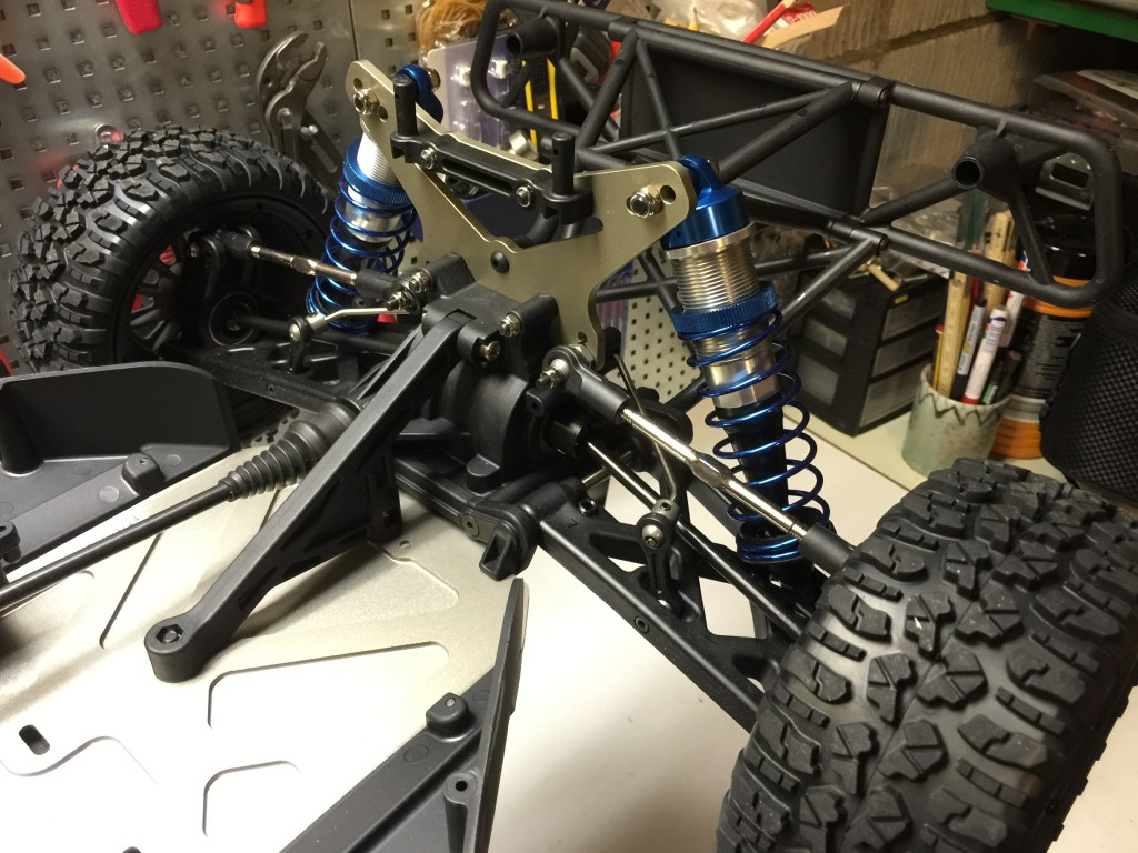 Losi 5ive-T Roller rear