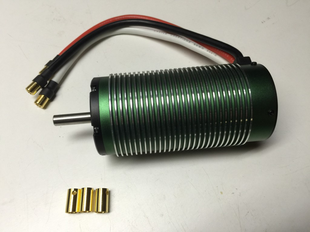 how to make esc for brushless motor