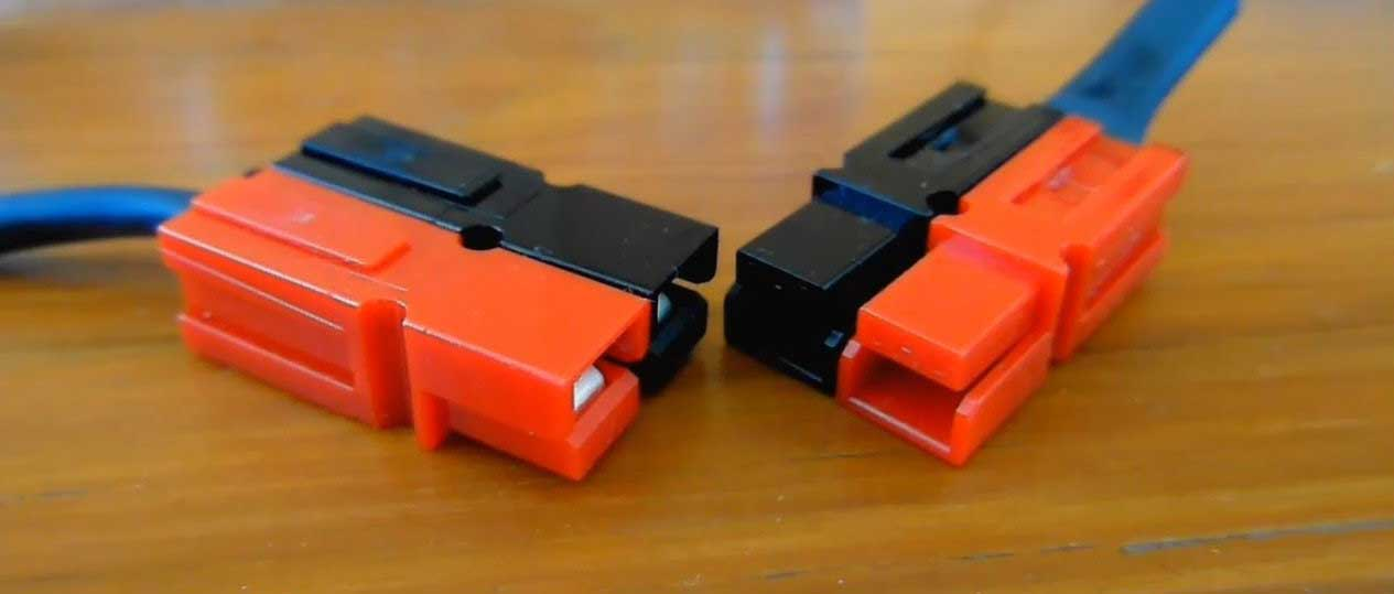 Anderson PowerPole are the best connectors for RC cars, boats and planes
